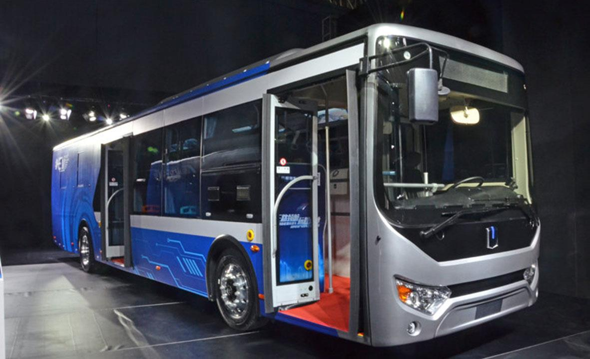 强强联合 五洲龙与吉利携手合作制造新能源客车