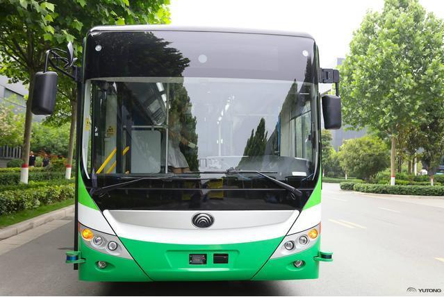 宇通纯电动自动驾驶客车进行常态化示范运行 国内电动客车首例
