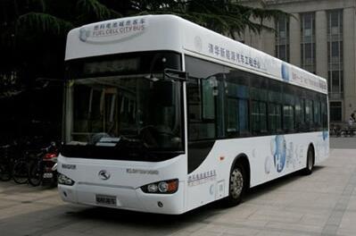 沈阳今年将新增\更新900辆新能源公交车和清洁能源公交车