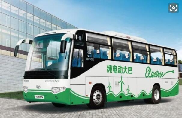 5月份国内新能源客车产量14883辆 同比增长654%