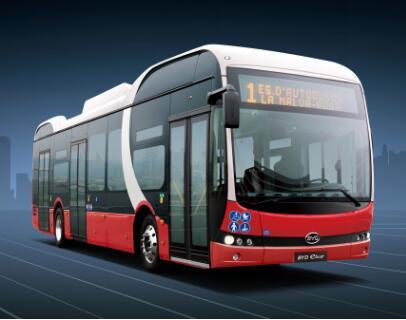 比亚迪在西班牙再获15台纯电动客车订单