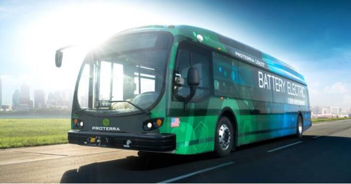 戴姆勒集团对美国电动巴士初创公司Proterra进行投资