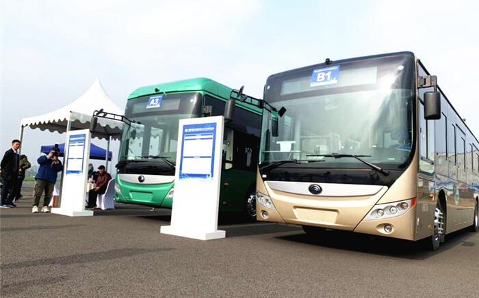 宇通电动客车获2018全国新能源公交车性能评价赛8项大奖