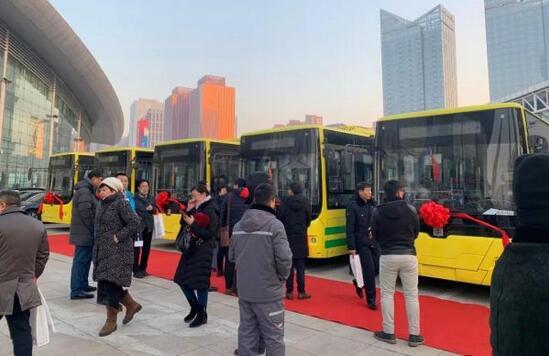 """""""中车电动""""纯电动客车驶将批量进入哈尔滨市场"""