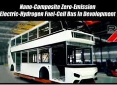 Ronn汽车将生产纳米氢燃料电池巴士