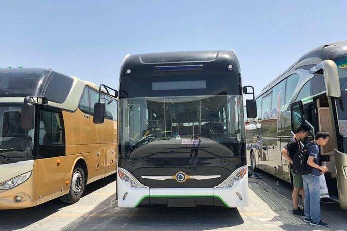14款纯电动客车上榜交通部第6批道路运输车辆达标车型