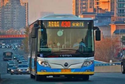 2020年北京公交车都将改用电动车