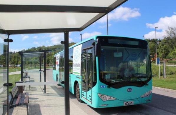 比亚迪匈牙利工厂纯电动客车投入使用 已累计获欧洲600台订单