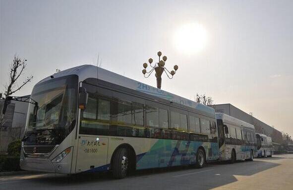 中通客车1-3月销售新能源公交1637台 同比增长150%