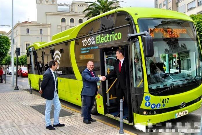 15辆12米长比亚迪纯电动大巴交付西班牙公交运营商TUBASA