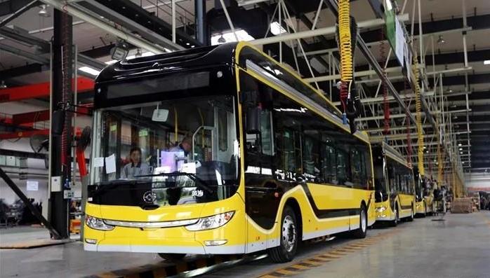 给力! 501辆10.5米黄海电动客车中标哈尔滨公交公司