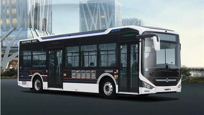 中通10.5M纯电动城市客车即将上市 充电1-2小时|续航400KM