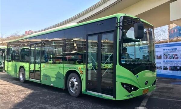 170辆比亚迪纯电动公交客车将陆续交付西安长安区