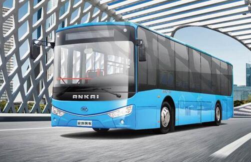 8.7亿元!安凯客车中标合肥公交500辆纯电动公交车采购项目