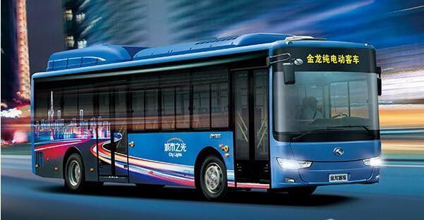 金龙电动客车借助ABB世界领先闪充技术打造全新电动公交车
