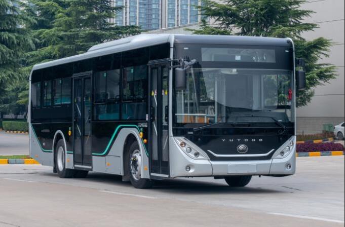 宇通纯电动城市客车ZK6106BEVG3A申报图曝光
