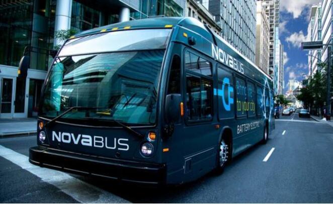 加拿大Nova Bus与沃尔沃合作开发电动客车LFSe+ 续航470公里