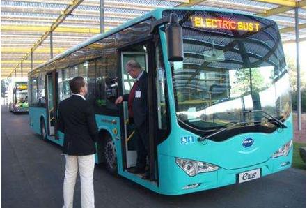 比亚迪电动客车中标荷兰259台纯电动大巴订单