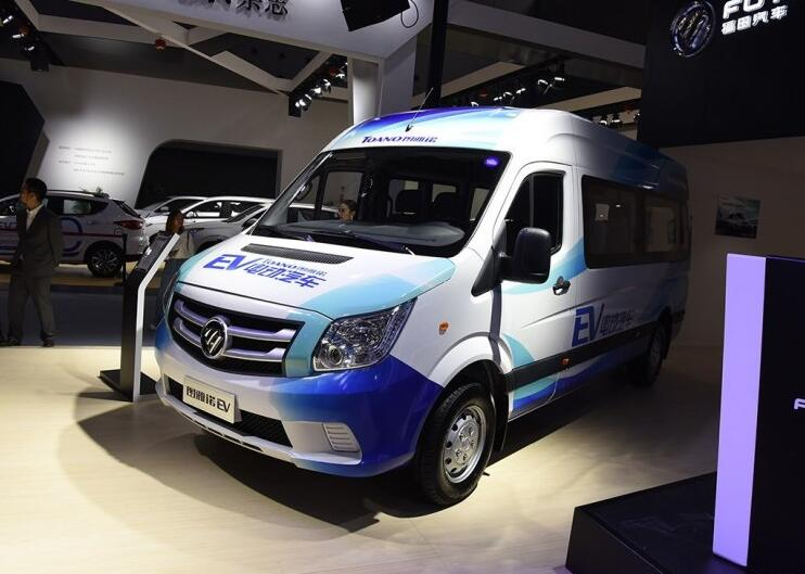 福田汽车设立新能源商用车子公司 全面发力电动商用车领域