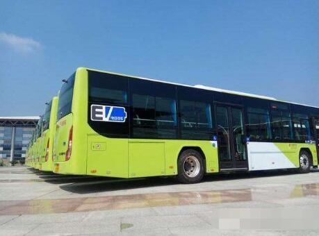 2020年呼和浩特100%公交纯电动化