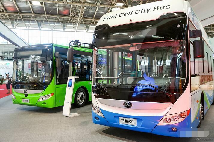 12款燃料电池客车入选(第六批)《享受车船税减免优惠的节约能源 使用新能源汽车车型目录》