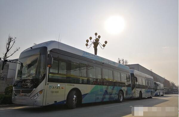 全国人大代表,中通客车董事长李树朋:加快氢燃料电池汽车推广