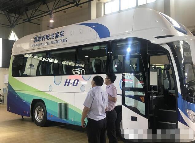 50辆氢燃料电池客车五月份将投入大同示范县运营