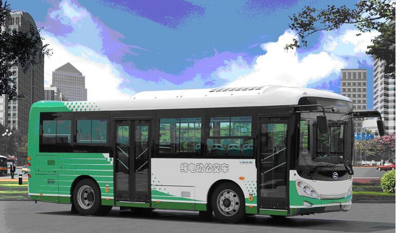 飞驰汽车190辆氢燃料电池客车交付佛山