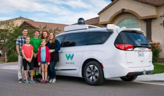 谷歌宣布将在2018年生产数千辆自动驾驶汽车投入到出租业务中
