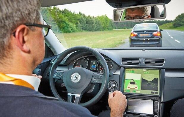 大陆集团与英伟达打造L5级自动驾驶汽车 2021年量产三级自动驾驶车