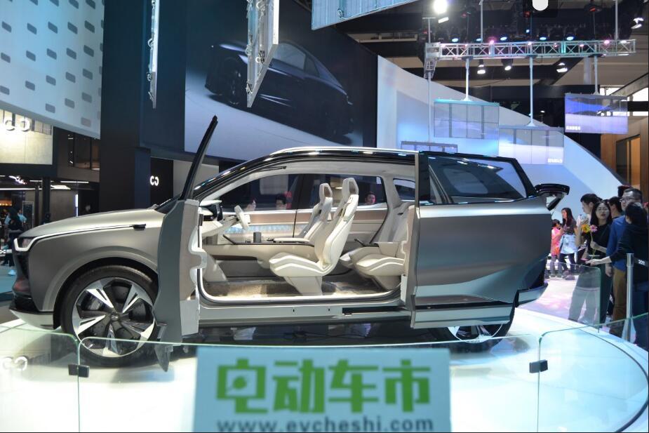 电动车市2018北京国际车展特别报道:爱驰U5ION爱驰RG概念车
