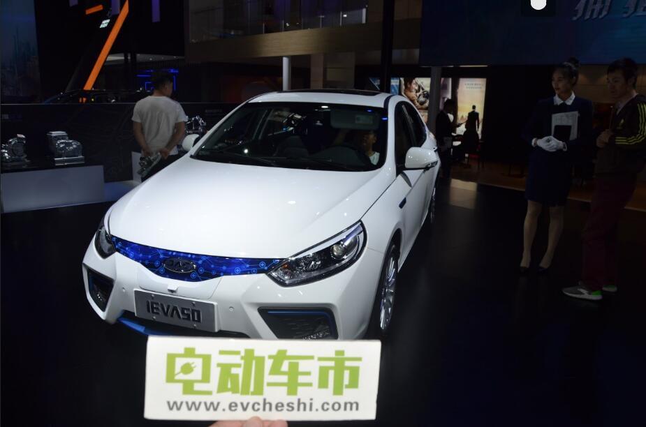 电动车市2018北京国际车展特别报道:江淮iev7s IEVA50上市