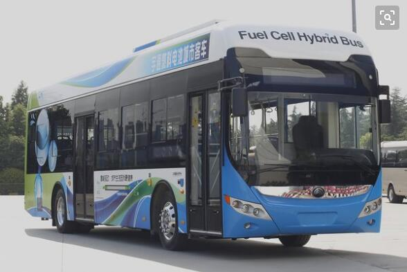 《上海市燃料电池汽车推广应用财政补助方案》发布