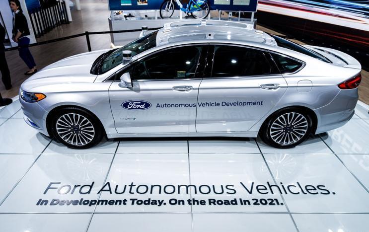 福特汽车将成立自动驾驶子公司 2030年前完成40亿美元投资