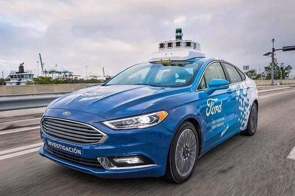 2021年福特将推出自动驾驶商用车 福特自动驾驶汽车公司成立