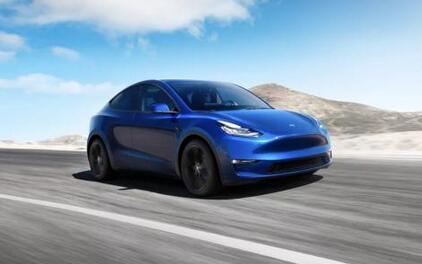 电动汽车特斯拉Model Y标准续航后驱版交付期:6-10周