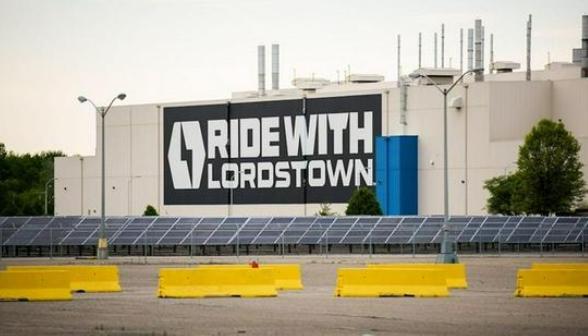 富士康购买电动汽车公司LordstownMotors工厂生产电动皮卡