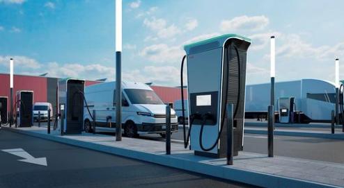 15分钟内充满任何电动汽车 ABB推出世界最快电动汽车充电器