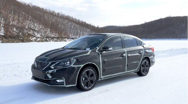 东风日产首款纯电动车三厢车今年将上市 极寒环境续航218KM