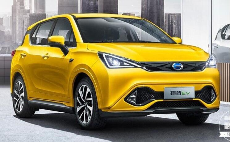 广汽三菱旗下小型纯电动SUV—祺智EV补贴后预售起售价14万元