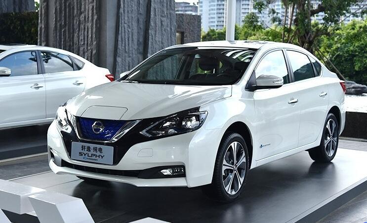 东风日产轩逸·纯电版上市  补贴后15.9-16.6万元 续航338KM