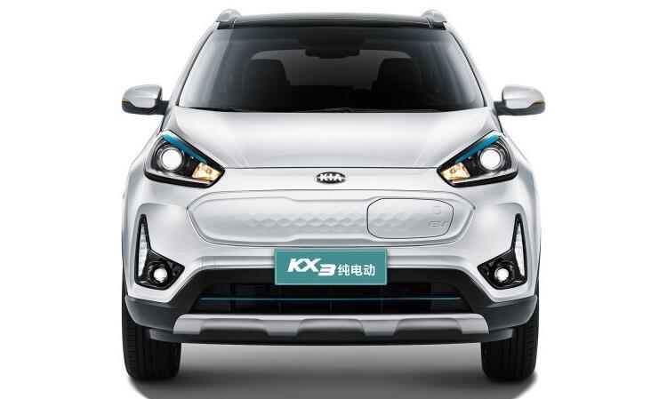 起亚旗下纯电动小型SUV--起亚KX3 EV将于四季度正式上市