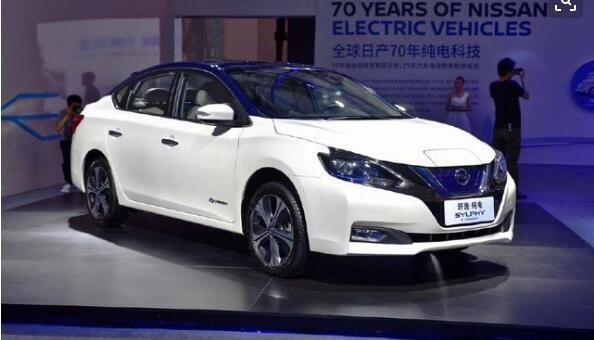 未来5年日产将在中国推出超40款新车 包含20款电动化车型