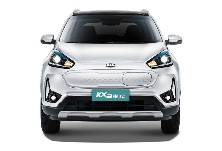 起亚KX3 EV上市  补贴后售价14.73万元|续航里程300KM