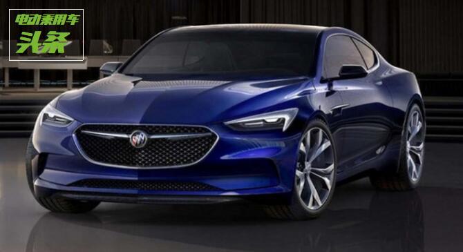 别克将国产代号为k226和K228两款新能源车 2019年将上市