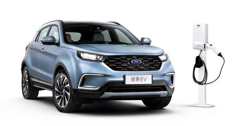 江铃福特领界EV开启预售 补贴后18.28-20.68万元|续航360km