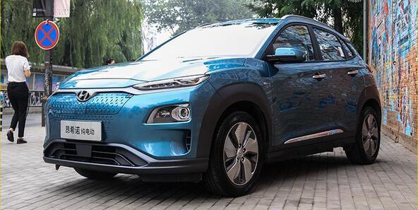 北京现代纯电动车昂希诺10月上市 最大续航500km