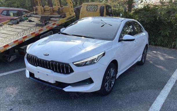 起亚电动版K3将亮相2019广州车展   或明年3月上市