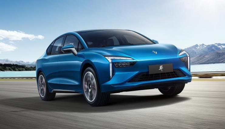 雷诺电动汽车-江铃羿已正式上市 共6款车 售价13.98-19.58万元