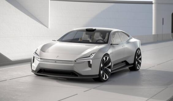 极星电动汽车首款电动SUV-极星3或明年初上市 最大续航800km